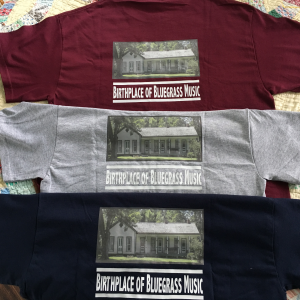Bill Monroe Homeplace T-Shirts